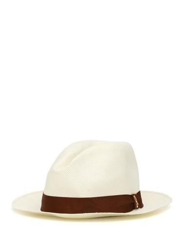 Doria Doria   Bantlı Erkek Fötr Şapka 101523370 Kahve